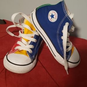 CONVERSE VALL STAR Children's sneakers Sz 8 NEW